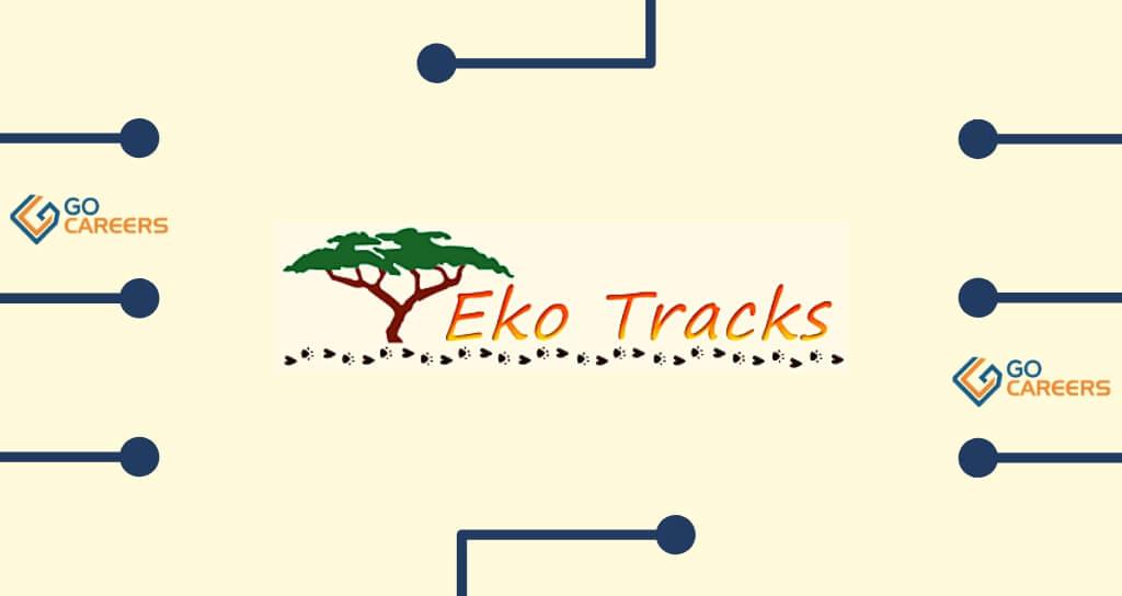 Eko Tracks- Park & Wildlife Management Internship
