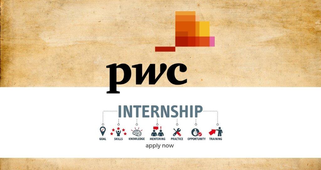 PwC Internship Programmes