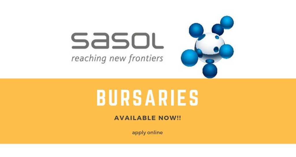 Sasol Bursary Programmes in South Africa