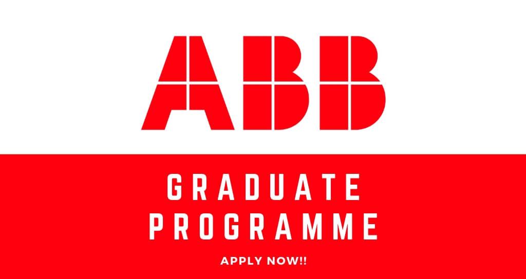 ABB Administrative Graduate Programme