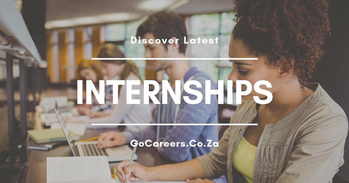 Internships SA | Latest Internships 2019 - 2020 – GoCareers