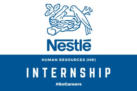 Nestlé SA Human Resources Internship