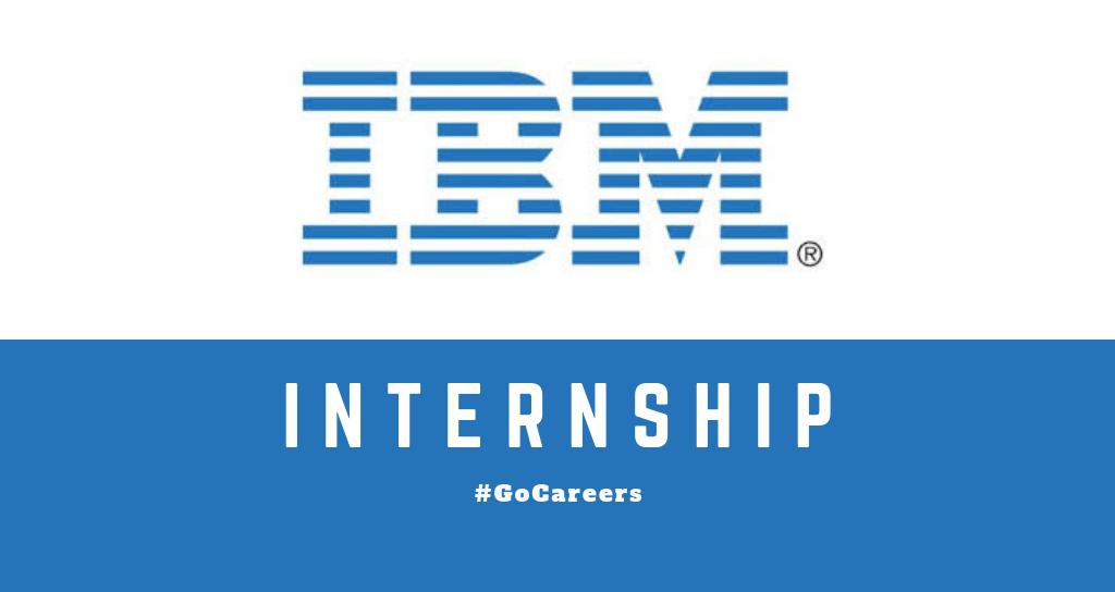 IBM HR Operations Internship Programme