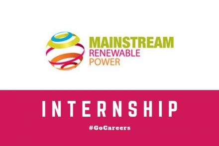 Mainstream Renewable Power Development Internship Programme
