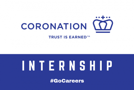 Personal Investments Validations Consultant Internship Programme at Coronation