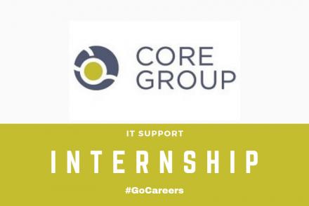 Core Group IT Support Internship
