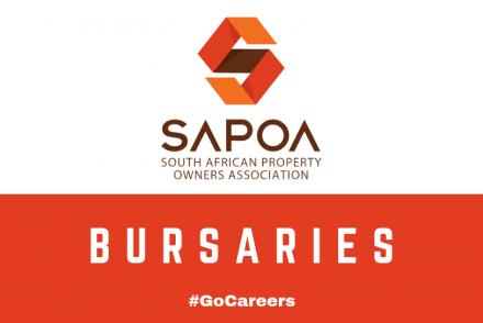 SAPOA Bursary Programme