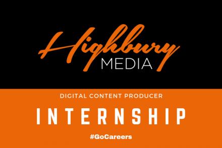 Highbury Media Digital Content Producer Internship