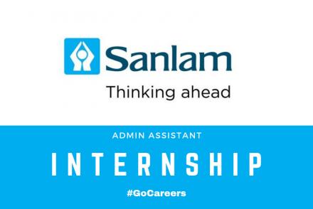 Sanlam Admin Assistant Graduate Internship