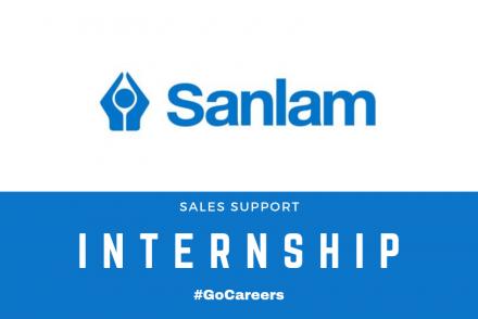 Sanlam Sales Support Internship Programme