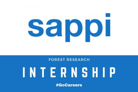 Sappi SA Forest Research Internship Programme