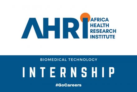 AHRI Biomedical Technology Internship Programme