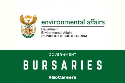Department of Environmental Affairs Bursary Progammes