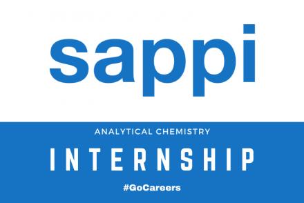 Sappi SA Analytical Chemistry Internship Programme