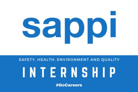Sappi SA SHEQ Internship Programme
