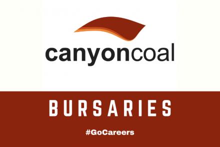 Canyon Coal Engineering Bursary Programme