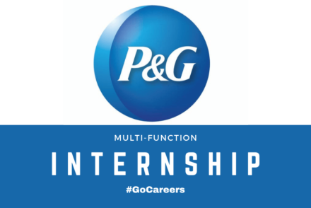 P&G Multi-Function Internship Programmes