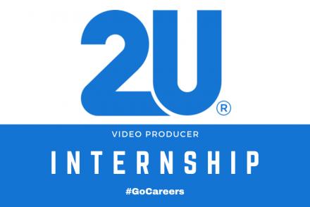 2U Video Producer Internship Programme