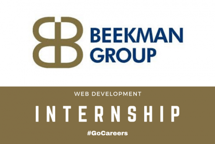 Beekman Group Web Development Internship