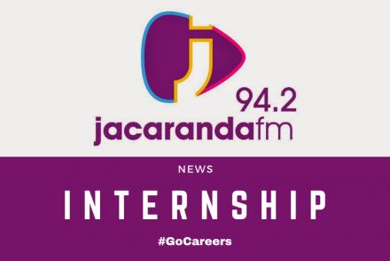 Jacaranda FM News Internship Programme