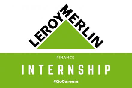 Leroy Merlin Finance Internship Programme