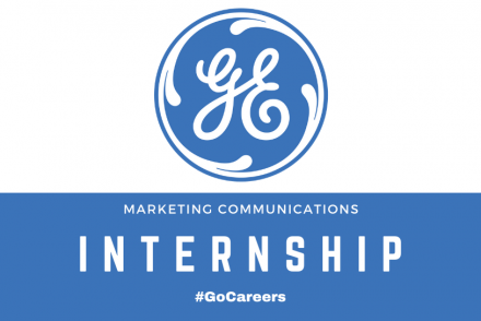 GE Healthcare Marketing Communications Internship