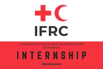 IFRC Communications and Partnerships Research Internship