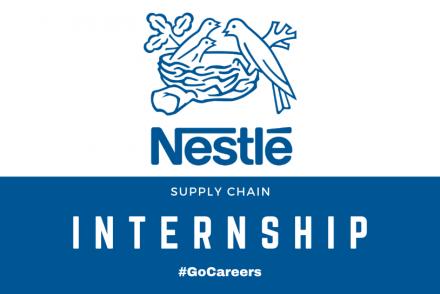Nestlé South Africa Supply Chain Internship