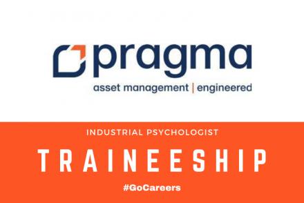 Pragma Industrial Psychologist Internship