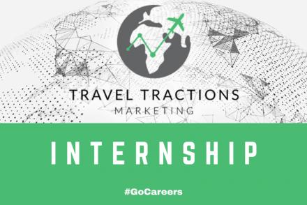 Travel Tractions Travel Marketing Internship
