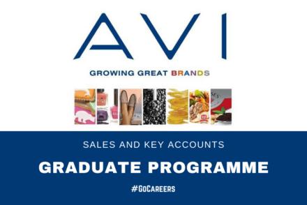 AVI Sales and Key Accounts Graduate Programme