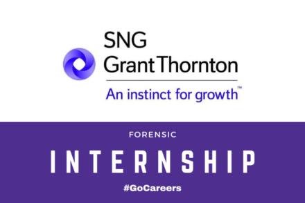 SNG Grant Thornton Forensic Internship