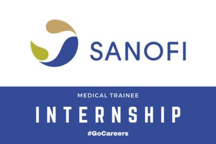 Sanofi SA Medical Trainee Programme