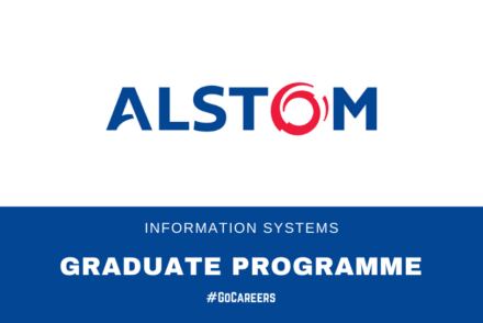 Alstom SA Information Systems Graduate Programmes