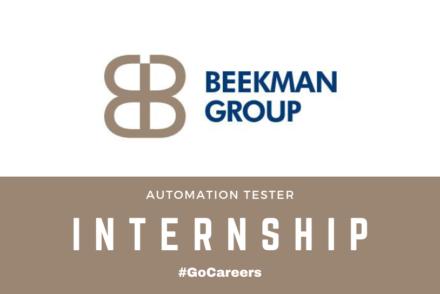 Beekman Group Automation Tester Internship