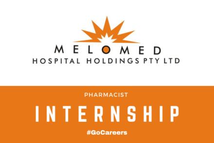 Melomed Pharmacist Internship