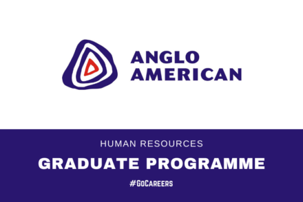 Anglo American Human Resources Graduate Programme