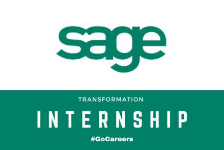 Sage SA Transformation Internship