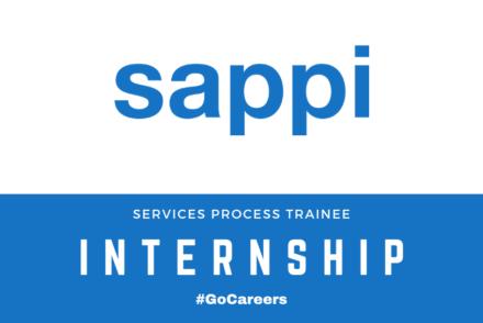 Sappi SA Services Process Trainee Programme