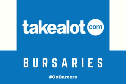 Takealot Bursary Programme
