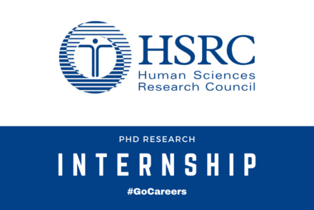 HSRC PhD Research Internship