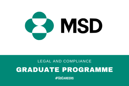 MSD Legal and Compliance Graduate Programme