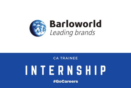 Barloworld CA Trainee Programme