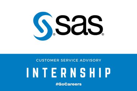SAS Customer Service Advisory Internship