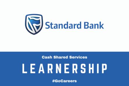 Standard Bank Cash Shared Services Learnership