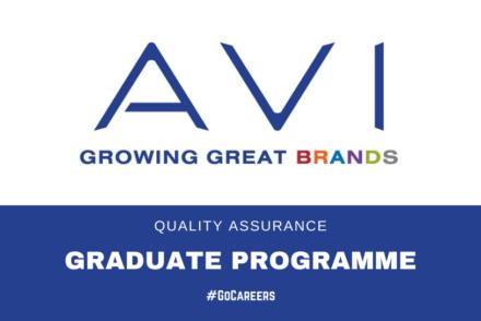 AVI SA Quality Assurance Graduate Programme