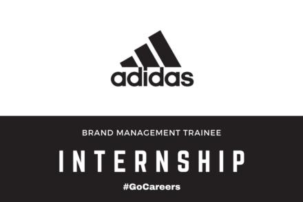Adidas SA Brand Management Trainee Programme