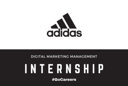 Adidas SA Digital Marketing Management Trainee