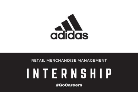 Adidas SA Retail Merchandise Management Trainee
