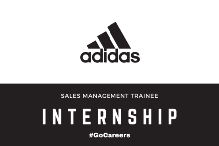 Adidas SA Sales Management Trainee